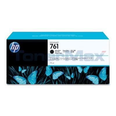 HP NO 761 INK CARTRIDGE MATTE BLACK 775ML